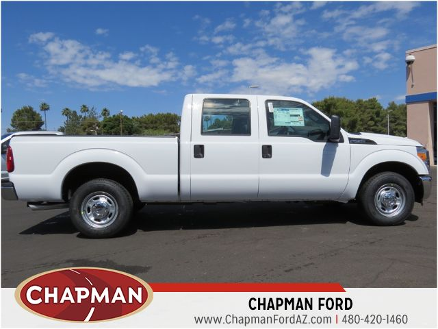2015 ford f 250 super duty crew cab xl phoenix az stock 151188 chapman ford. Black Bedroom Furniture Sets. Home Design Ideas