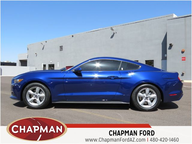 2015 Ford Mustang V6 Stock 151254 Chapman Automotive