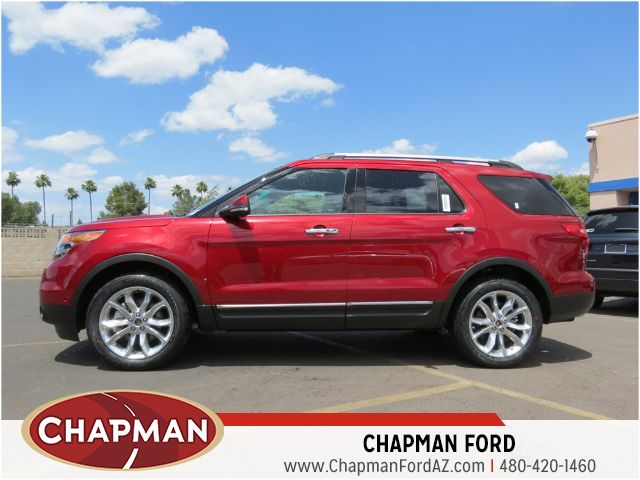 2015 ford explorer limited stock 151283 chapman automotive group. Black Bedroom Furniture Sets. Home Design Ideas
