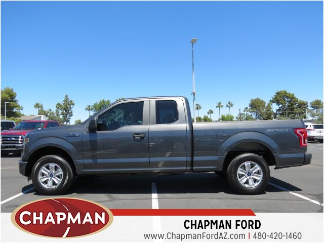 2015 ford f 150 supercab xl stock 151343 chapman automotive group. Black Bedroom Furniture Sets. Home Design Ideas