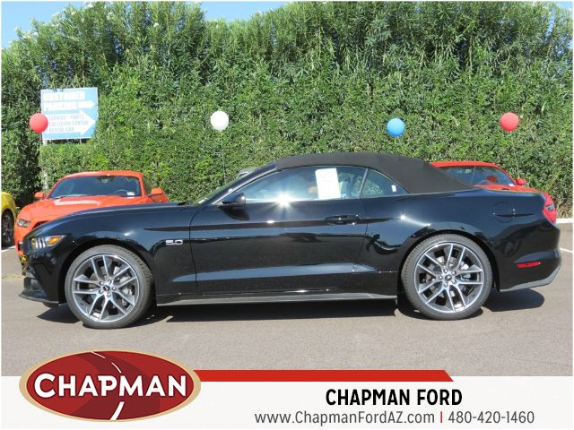 2015 ford mustang gt premium 151722 chapman. Black Bedroom Furniture Sets. Home Design Ideas