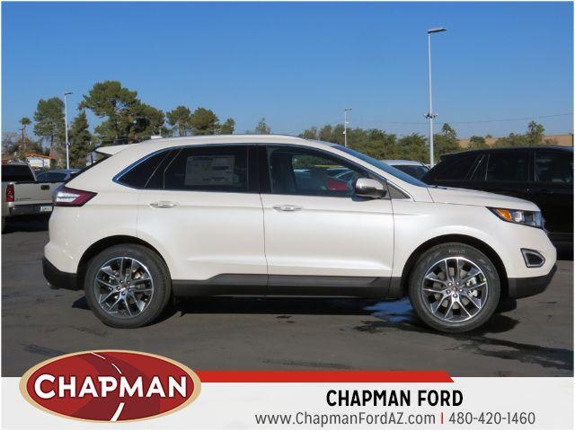 2015 Ford Edge Titanium 151936 Chapman Automotive Group