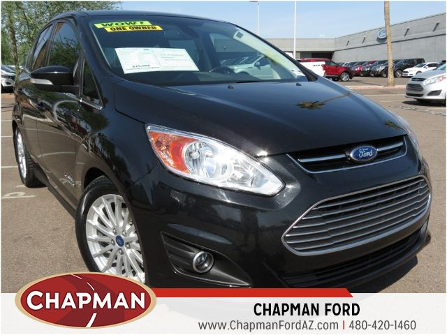 used 2013 ford c max energi sel stock 160027a chapman automotive group. Black Bedroom Furniture Sets. Home Design Ideas