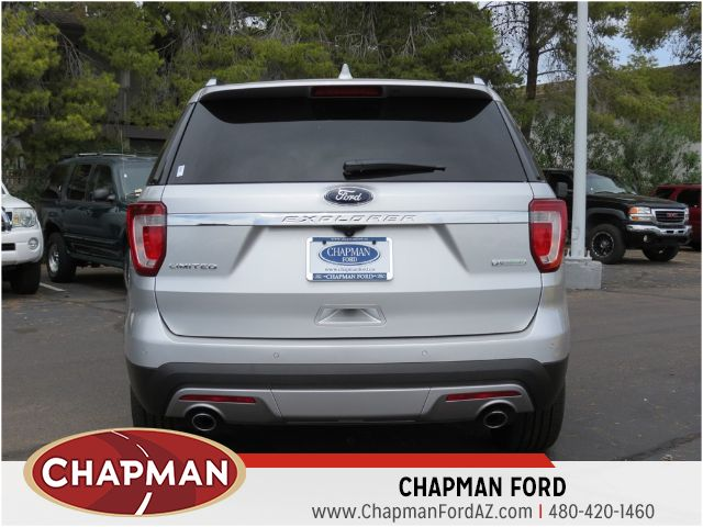 2016 ford explorer limited 160133 chapman automotive. Black Bedroom Furniture Sets. Home Design Ideas