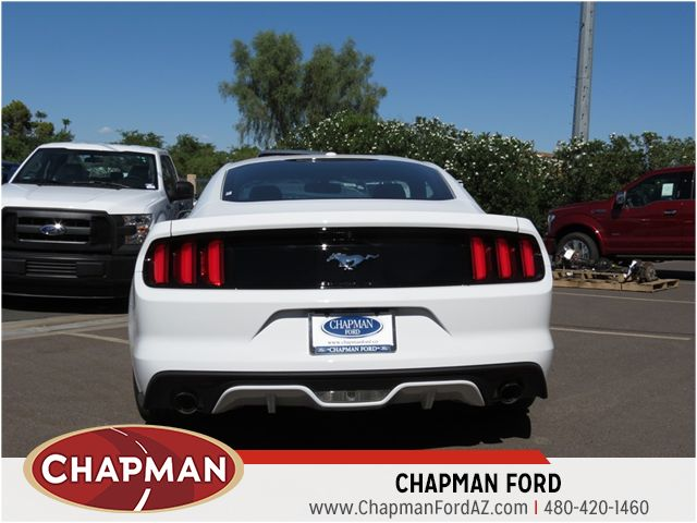 2016 ford mustang ecoboost 160223 chapman automotive. Black Bedroom Furniture Sets. Home Design Ideas