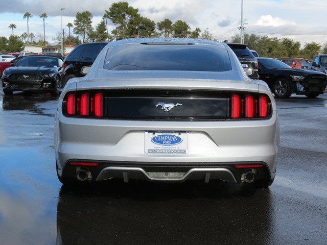2016 ford mustang ecoboost premium 160735 chapman. Black Bedroom Furniture Sets. Home Design Ideas