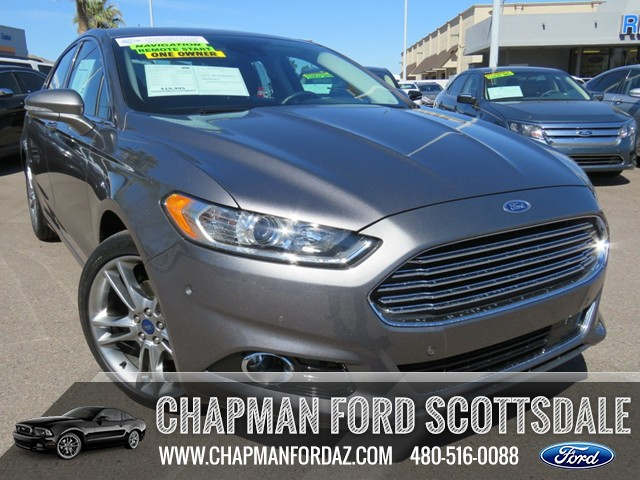 used 2013 ford fusion titanium stock 160887a chapman automotive group. Cars Review. Best American Auto & Cars Review