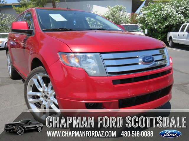 used 2010 ford edge sport awd stock 161450a chapman automotive group. Black Bedroom Furniture Sets. Home Design Ideas