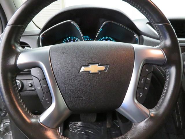 2017 Chevrolet Traverse LT – Stock #201012B