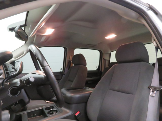 2008 Chevrolet Silverado 1500 LT1 Crew Cab – Stock #201259A