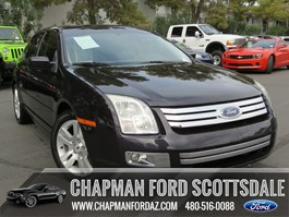 View the 2007 Ford Fusion