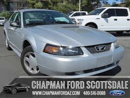 View the 2001 Ford Mustang