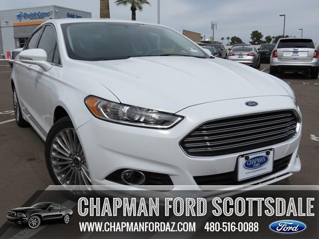 Used 2014 Ford Fusion Titanium Phoenix, AZ - Stock #CP59202 | Chapman ...