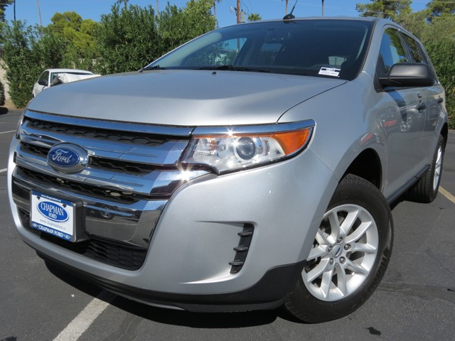 used 2013 ford edge se stock cp60853 chapman automotive group. Black Bedroom Furniture Sets. Home Design Ideas