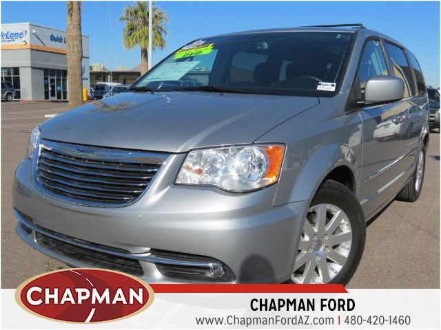 used 2014 chrysler town and country touring stock cp61386 chapman automotive group. Black Bedroom Furniture Sets. Home Design Ideas