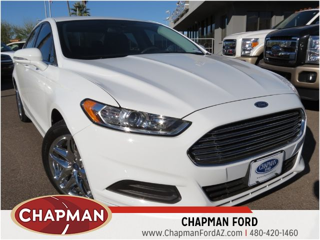 used 2015 ford fusion se stock cp61646 chapman automotive group. Black Bedroom Furniture Sets. Home Design Ideas