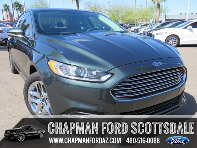 used 2015 ford fusion se stock pk61510 chapman automotive group. Black Bedroom Furniture Sets. Home Design Ideas