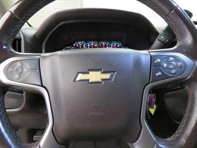2015 Chevrolet Silverado 1500 LT Crew Cab – Stock #PK96374A