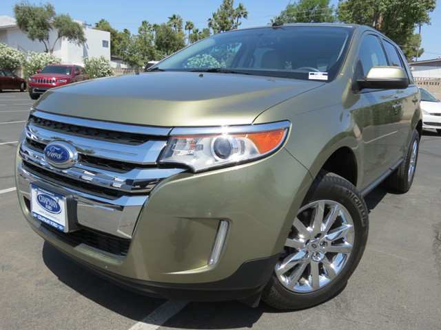 used 2012 ford edge sel stock p2085 chapman automotive group. Black Bedroom Furniture Sets. Home Design Ideas