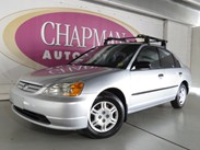 2001 Honda Civic DX Stock#:H1501010B