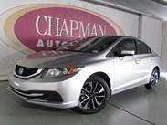 2015 Honda Civic Sdn EX Stock#:H1505620