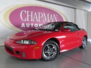 1998 Mitsubishi Eclipse Spyder GST Convertible Stock#:H1506200A