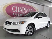2015 Honda Civic Sdn LX Stock#:H1506570