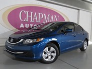 2015 Honda Civic Sdn LX Stock#:H1506610