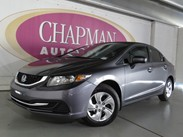 2015 Honda Civic Sdn LX Stock#:H1506830