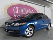2015 Honda Civic Sdn LX Stock#:H1507050