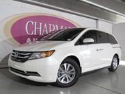 2015 Honda Odyssey EX-L Stock#:H1507210