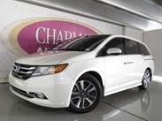 2015 Honda Odyssey Touring Elite Stock#:H1507740