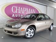 2001 Plymouth Neon  Stock#:H1507950A