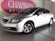 2015 Honda Civic Sdn LX Stock#:H1508240