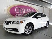 2015 Honda Civic Sdn LX Stock#:H1508250