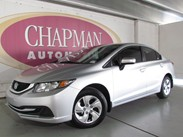 2015 Honda Civic Sdn LX Stock#:H1508690