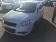 2011 Chevrolet Aveo LT Stock#:H1513420A