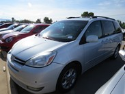 2004 Toyota Sienna XLE Limited Stock#:H1513660B