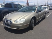 2003 Chrysler Concorde Limited Stock#:H1515640A