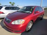 2007 Toyota Corolla LE Stock#:H1516520A