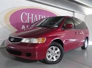 2003 Honda Odyssey EX-L w/DVD Stock#:H1570830A