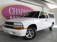 2001 Chevrolet S-10 LS Stock#:H1571560