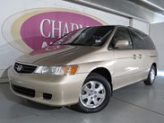 2002 Honda Odyssey EX Stock#:H1572330