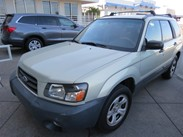 2005 Subaru Forester X Stock#:H1600250C