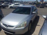 2003 Honda Accord LX Stock#:H1600300A