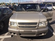 2001 Isuzu Trooper  Stock#:H1601920B