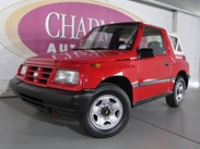 1998 Chevrolet Tracker Convertible Stock#:H1603980A