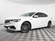 2018 Acura TLX w/Tech w/A-SPEC