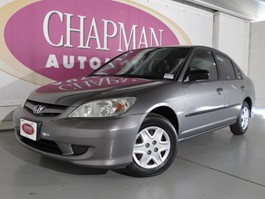 View the 2005 Honda Civic
