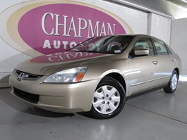 View the 2003 Honda Accord